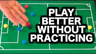 How to become better at soccer without practicing! Soccer & Football tips