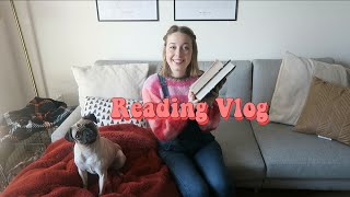 READING VLOG: A Magical Fantasy Filled Reading Weekend! 500+ Pages Read!