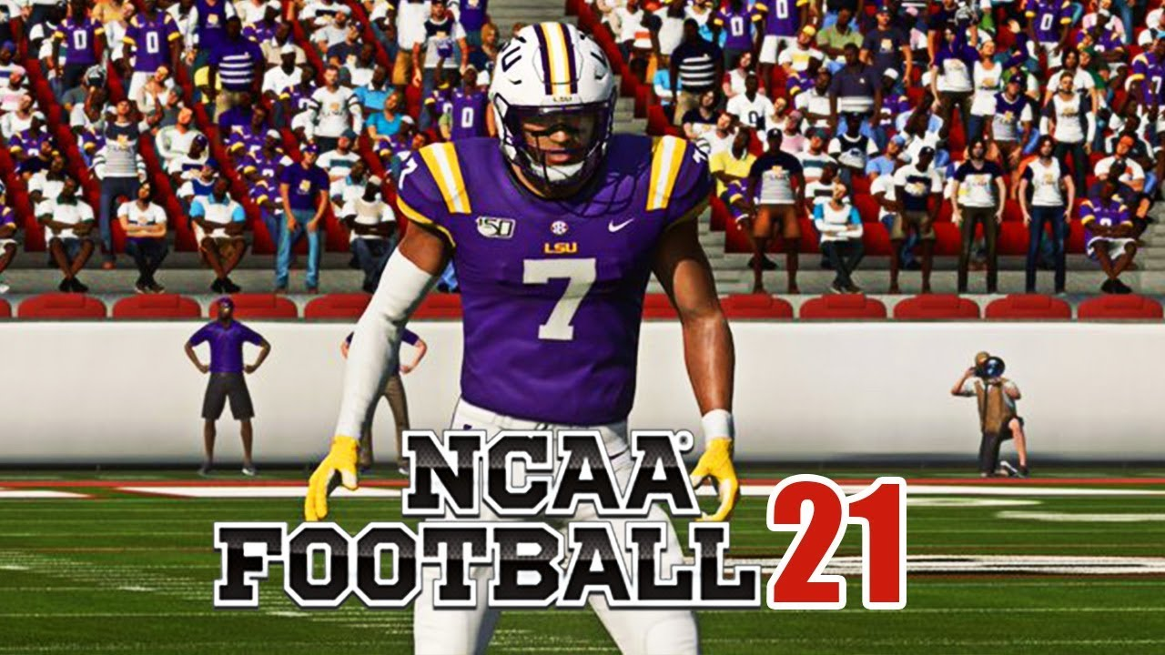 Check Out the NCAA College Football Video Game