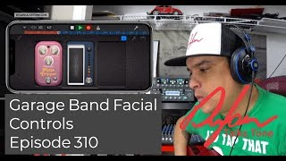 The New Mouth Wah For iPhone X   Review Garage Band Facial Controls Episode 310