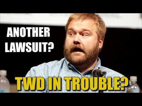 The Walking Dead & AMC Lawsuit News - Another Lawsuit Against AMC?