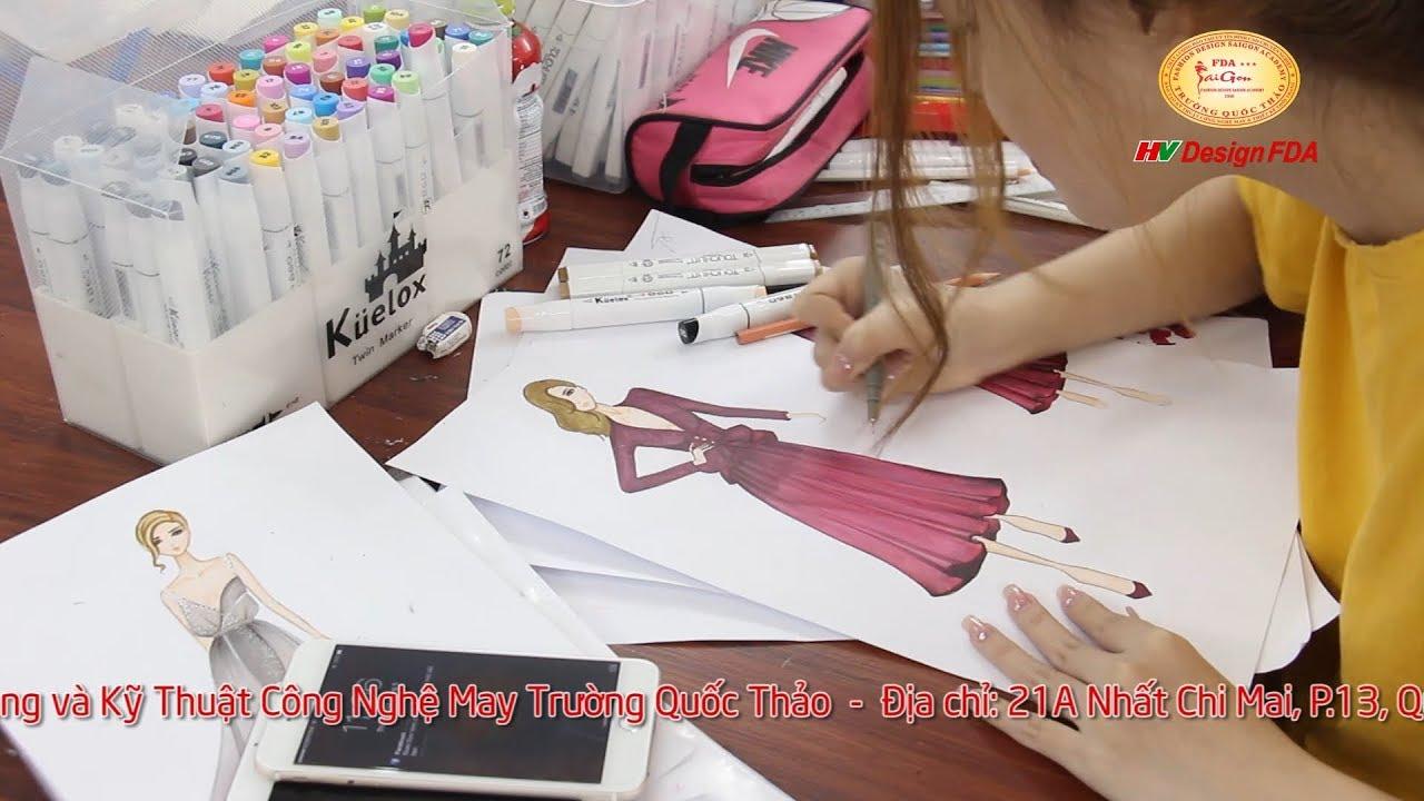 Ngành thiết kế thời trang học những gì?