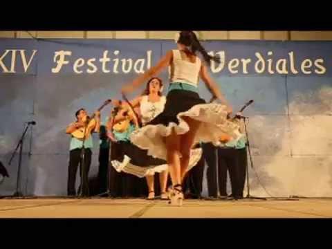 PANDA DE VERDIALES RAICES DE ÁLORA