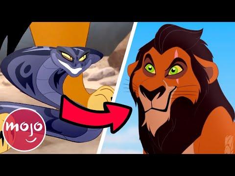 Top 10 Darkest Disney Villain Origin Stories