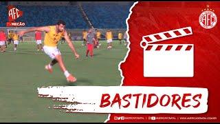BASTIDORES | AMÉRICA 2X0 GLOBO | CAMPEONATO POTIGUAR 2020