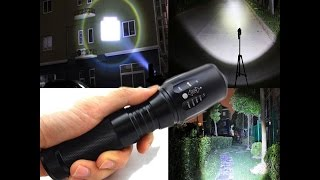 G700 Flashlight Review