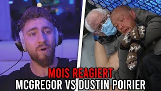 Mois REAGIERT auf Conor McGregor vs Dustin 😂 Mois REAKTION