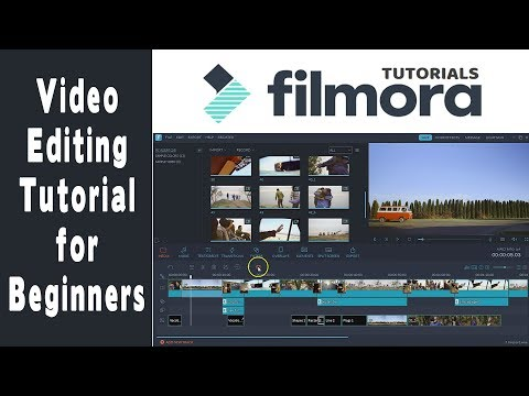 Filmora Wondershare Video Editing Tutorial For Beginners | Malayalam Tutorial