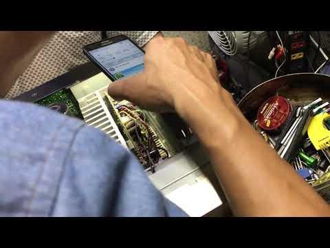Mở ruột Amply SANSUI 607XR hồi gỗ - Âm Thanh Khánh Hằng - Audio Bãi Nhật - LH: 0912572434