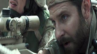 Sniper Americano - Trailer Oficial 1 (leg) [HD]