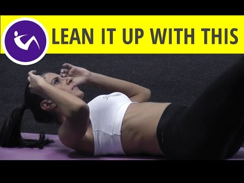 Lean it up with 5 best exercises for upper abs