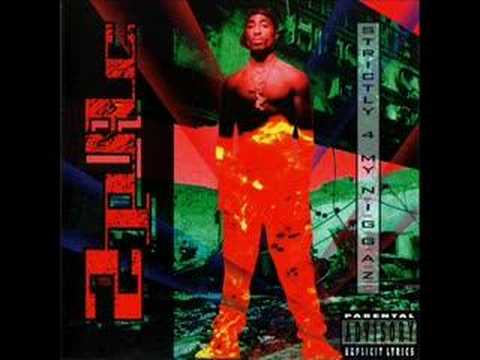 2Pac - Strictly 4 My N.I.G.G.A.Z - I Get Around (14)