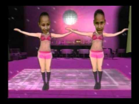 Show de Dançar - Joze e Cia Barbie Girl - Dancing Heads