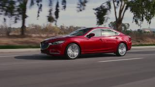 2018 Mazda 6 Test Drive Review: How Good Is The Turbocharged 6?