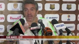 Nacional venció 1-0 a Rionegro Águilas en el Estadio Alberto Grisales [Noticias] - Telemedellín