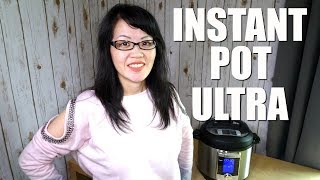 How to Use the Instant Pot Ultra - Beginner's Guide