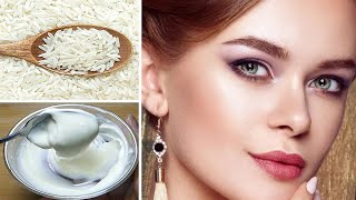 Anti Aging Rice flour Face Mask Anti Wrinkles Secret To Look 10 Years Younger Than Your Age
