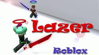 ROBLOX   Lazer   MicroGuardian   SallyGreenGamer
