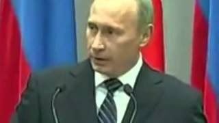 Путин даёт урок по истории Второй мировой премьеру Польши