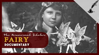 Fairies at the Bottom of the Garden and the Case of the Cottingley Fairies
