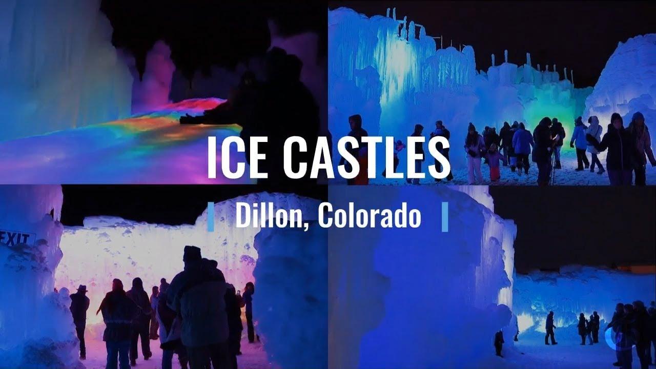 Ice Castles: A Frozen Fantasy