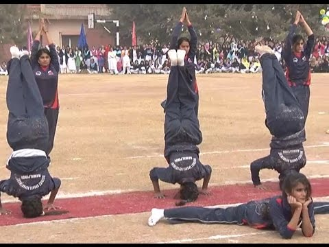Annual Sports Day of Government post graduate college for women Rawalpindi