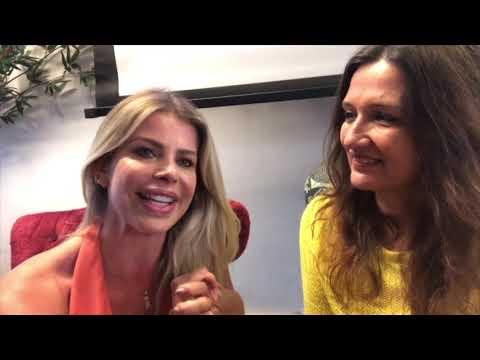 Eliane Munhoz entrevista Karina Bacchi