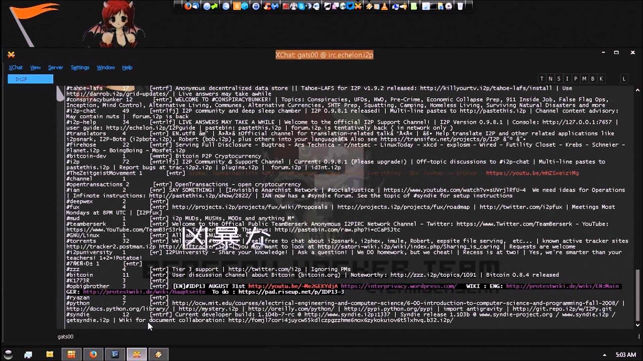 darknet irc