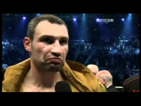 Vitali Klitschko 'Nobody In The World Can Beat Me'
