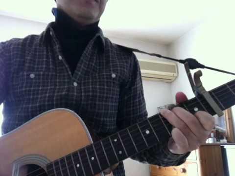 flumpool 証 ギター弾き語り - YouTube