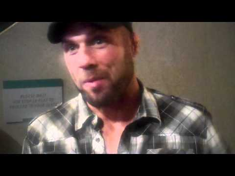 UFC 118: Randy Couture on James Toney