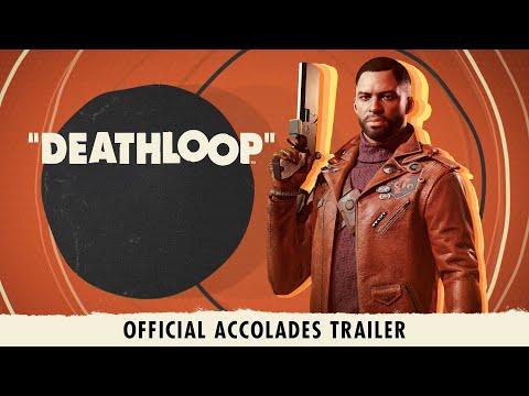 DEATHLOOP - Official Accolades Trailer