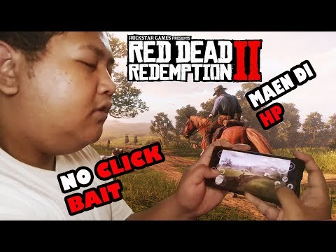 CARA MAEN RED DEAD REDEMPTION 2 DI HP - NO CLICK BAIT - DIJAMIN WORK 100%