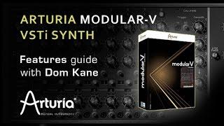 Arturia Modular V - VST Overview