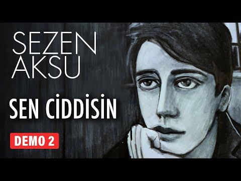 Sezen Aksu - Sen Ciddisin (Official Video)