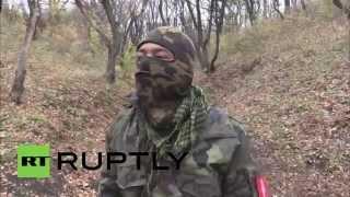Ukraine: Meet the Colombian fighting Kiev
