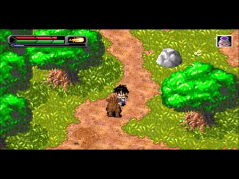 Dragon Ball Z Legacy Of Goku Walkthrough Part 3-West City