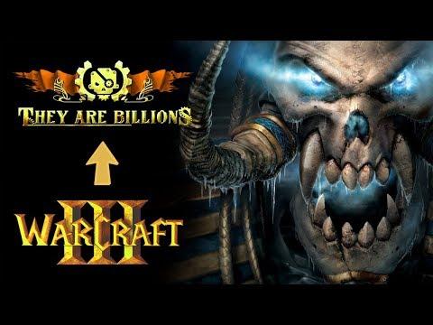 Какой была THEY ARE BILLIONS 4 ГОДА НАЗАД? - Infection Atack (Карта Warcraft 3)