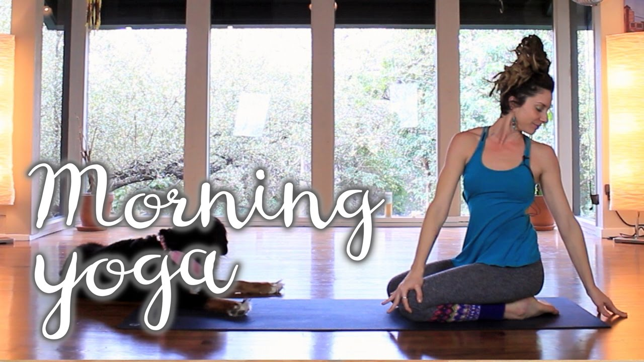 Morning Yoga - 10 Minute Stretch & Strengthen Sequence