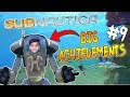 Big Achievements (Prawn Suit, Neptune Escape platform) - Subnautica Part 9