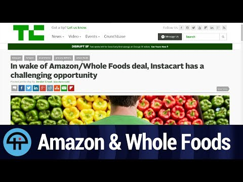 Amazon Devours Whole Foods