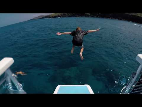 Deluxe Snorkel BBQ & Dolphin Watch - Video
