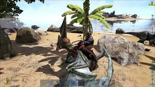 ARK Survival Evolved Одиночка 15 - Долгие поиски дедикуруса