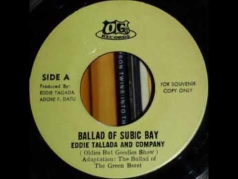 Ballad Of Subic Bay