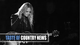 "Miranda Lambert's ""Tin Man"" Finds Her Heartbroken"