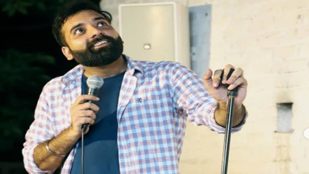 Anubhav Singh Bassi : Stand Up Comedy | Being Lawyer