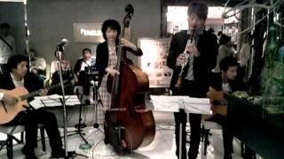 御堂筋フェスタ  2012  ZaZa avec Café Manouche