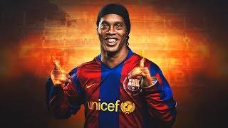 видео: Роналдиньо. Настоящий волшебник - GOAL24