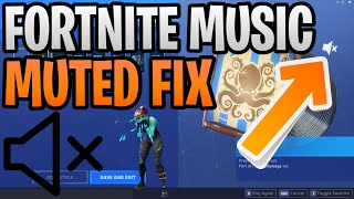 How To Fix Fortnite No Music Sound in Lobby - Fortnite Lobby Music Not Working/Not Playing Fix