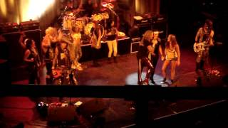 Steel Panther - Party All Day (Fuck All Night) (Montreal August 10, 2012) Song 20 of 25